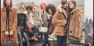 Coach Launches Its Autumn 2018 Global Advertising Campaign