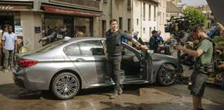 BMW 5 Series Sedan Stars in Tom Clancys Jack Ryan