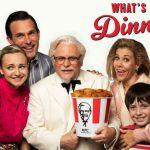KFC What's For Dinner Campaign Jason Alexander