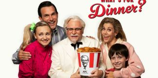 KFC What's For Dinner Campaign Jason Alexander