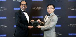 huawei wins frost sullivan award