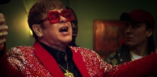 Elton John Enters the Rap Scene in New Snickers Ad