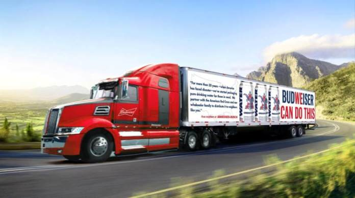 Anheuser-Busch Doubles Emergency Relief Drinking Water Production