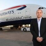 Prince William Uses British Airways to End Wildlife Crime