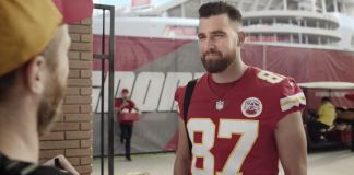 old spice travis kelce