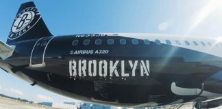 jetblue brooklyn nets