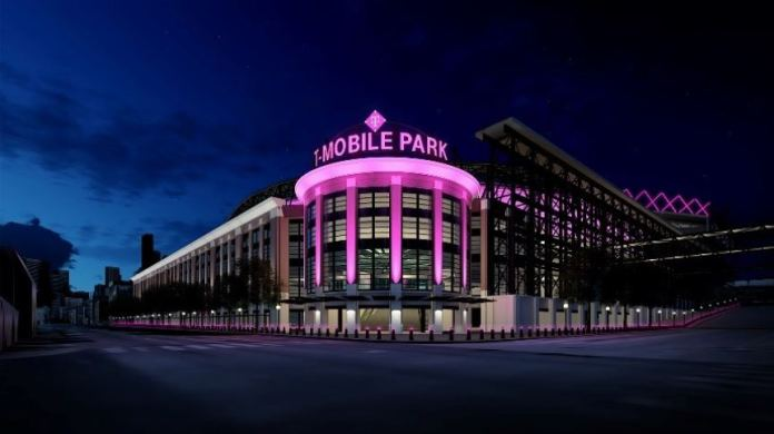 t-mobile park mariners