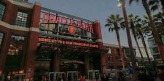 oracle park giants