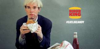 burger king warhol