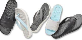 crocs reviva collection