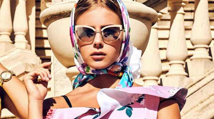 guess spring campaign