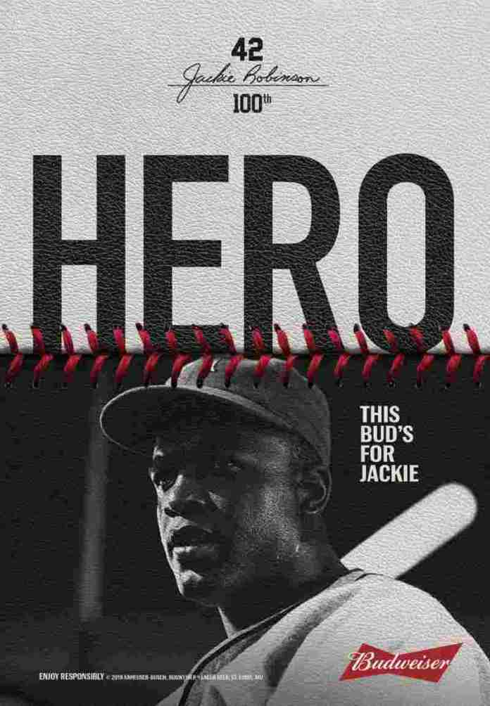 Budweiser shares Jackie Robinson's legacy and story with Impact.
