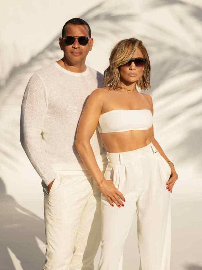 Quay Australia partners with JLO and Alex Rodriguez for new sunglasses line.