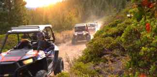 polaris adventures unleash
