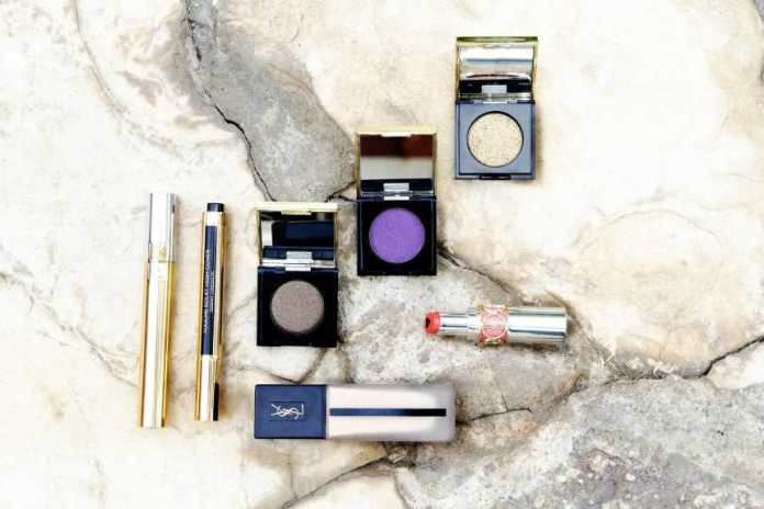 The latest from YSL Beauté with new looks by global beauty director, Tom Pecheux.