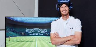 American Express Teams Up with Andy Murray at Wimbledon