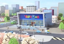 "Tru Kids Brings Toys""R""Us Stores Back in the US"