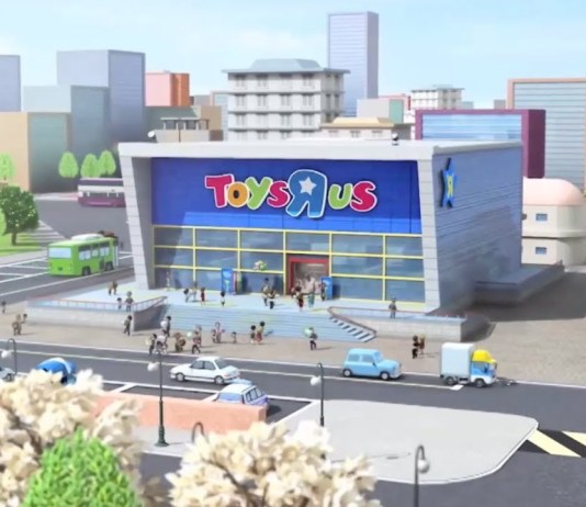 """Tru Kids Brings Toys""""R""""Us Stores Back in the US"""