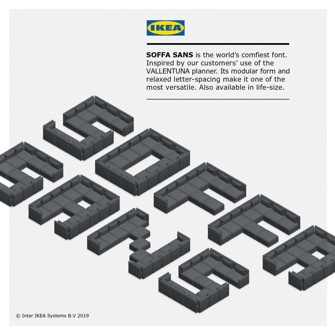 Soffa Sans - IKEA's new font | World Branding Forum