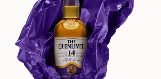 The Glenlivet 14 Year Old Unwrap