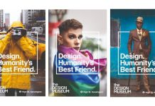 Leo Burnett London Design Museum campaign