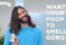Poo-Pourri and Jonathan Van Ness team up in first celeb campaign