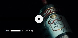 Smirnoff debuts its Infamous Since 1864 campaign after over 25 years