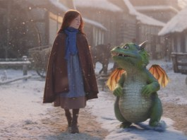 John Lewis unveils heartwarming 'Excitable Edgar' Christmas ad