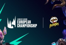 Pringles again sponsors League of Legends European Championship
