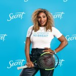 Secret Deodorant partners Serena Williams in gender equality campaign