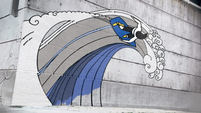 Goodyear is campaigning for the power of forward motion in a new campaign