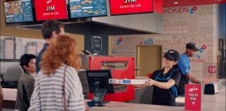 Domino's debuts new pie pass technology making pizza pickups easier