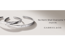Gabriel & Co. donates 100% of 91>19 bangle profits to Jewellers For Children