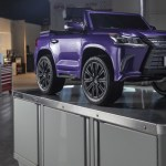 Lexus and Cerebral Palsy Foundation create a child accessible ride-on vehicle
