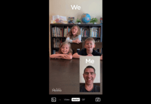 MeWe launches social media's first dual-camera videos