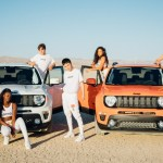 Jeep Announces Worldwide Partnership with Now United