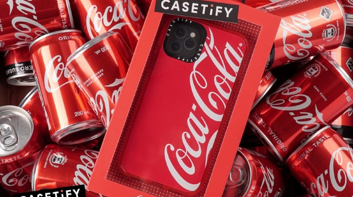 Casetify collaborates with Coca-Cola on latest tech accessories