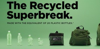 JanSport announces upcoming launch of the Recycled SuperBreak
