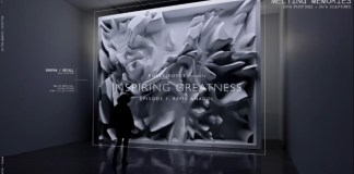 Rolls-Royce presents the first 'Inspiring Greatness' interview series
