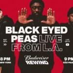 """Budweiser launches """"Budweiser Rewind"""" an interactive live music series"""