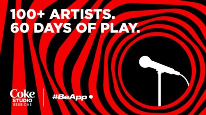 Coca-Cola partners #BeApp to livestream performances from 100 artists
