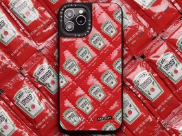 Casetify and Heinz collaborates for National Ketchup Day