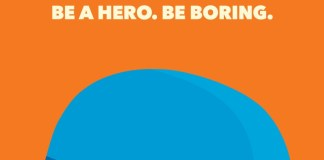 Mucinex partners Noma Bar for latest Be A #BoringHero campaign
