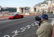 "Ferrari and Claude Lelouch spreads optimism in ""Le Grand Rendez-Vous"""