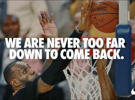 """Nike releases """"Never Too Far Down"""" film narrated by LeBron James"""