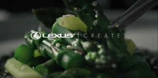 Lexus launches Culinary Perspectives, its first global digital cookbook