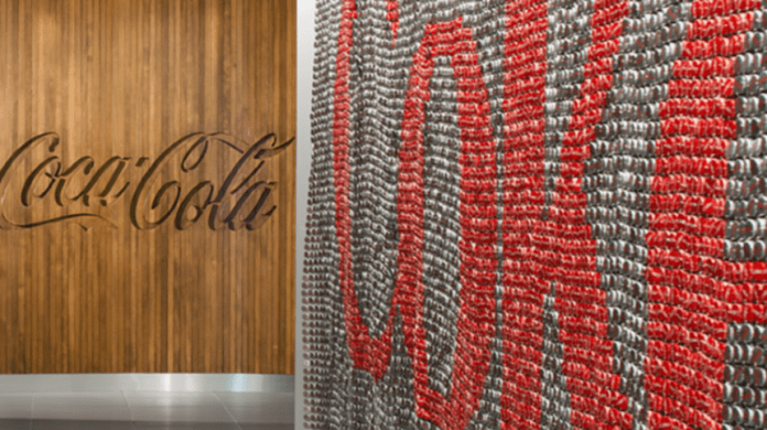 Coca-Cola Company pauses all social-media activity in July