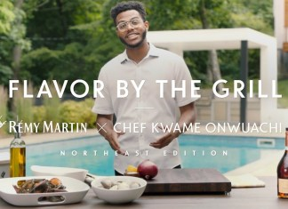 Rémy Martin announces collaboration with Chef Kwame Onwuachi