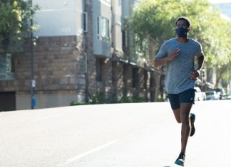 Asics releases its revolutionary face cover for runners