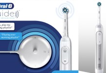 Procter & Gamble announces its first voice-integrated toothbrush